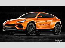 Lamborghini's Urus SUV Will Pack 650 Horsepower Top Speed