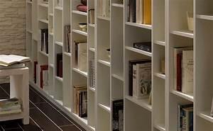 Bücherregal Selber Bauen Holz : bibliothek bauen anleitung von hornbach ~ Lizthompson.info Haus und Dekorationen