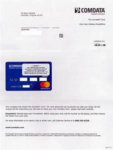 Comdata Pay Card Lost