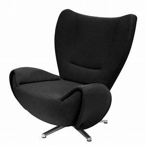 Tom Tailor Sessel : designer drehsessel tom webstoff schwarz tom tailor online kaufen bei woonio ~ Indierocktalk.com Haus und Dekorationen