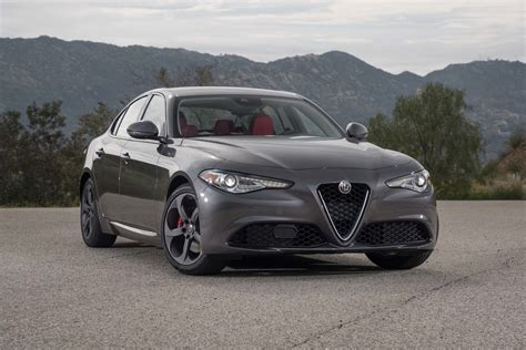2017 Alfa Romeo Giulia 20 First Test Two Outta Three