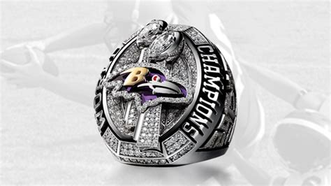 Super Bowl Rings A Gallery Of Nfl Championship Rings