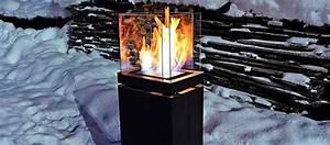 Feuerstelle Für Terrasse : f r garten und terrasse rauchfreie ethanol design feuerstelle ~ Frokenaadalensverden.com Haus und Dekorationen