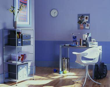 couleur peinture bureau décoration d 39 un coin bureau idées couleurs peinture