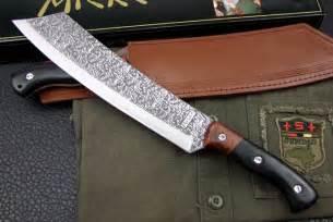 Custom Handmade Bowie Knives