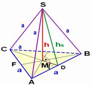 Tetraeder Volumen Berechnen : trigonometrie trigonometrie berechne den neigungswinkel mathelounge ~ Themetempest.com Abrechnung