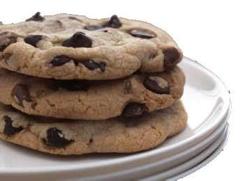metric chocolate chip cookies nist