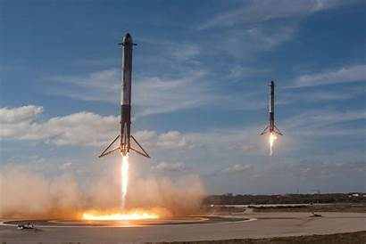 Canaveral Cape Spacex Merokok Roket Wallhere Wallpapers