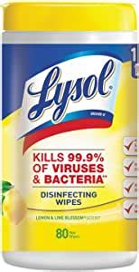 Amazon.com: RAC77182CT - Lysol Disinfecting Wipes: Office