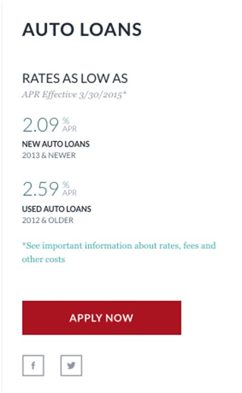 becu auto loan rates  calculator  bank directory