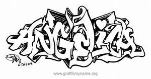 angelica - Graffiti My Name