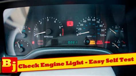 2011 jeep grand cherokee check engine light check engine light easy self diagnosis youtube