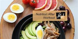 Nutrition After Workout  The Best Food After Training