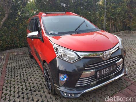 Modivikasi Velg Calya Terbaru by Modif Mobil Calya 2018