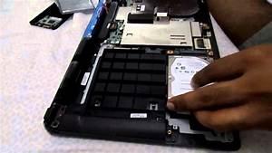 Como Trocar O Hd E Dar Boot Para Formatar O Notebook