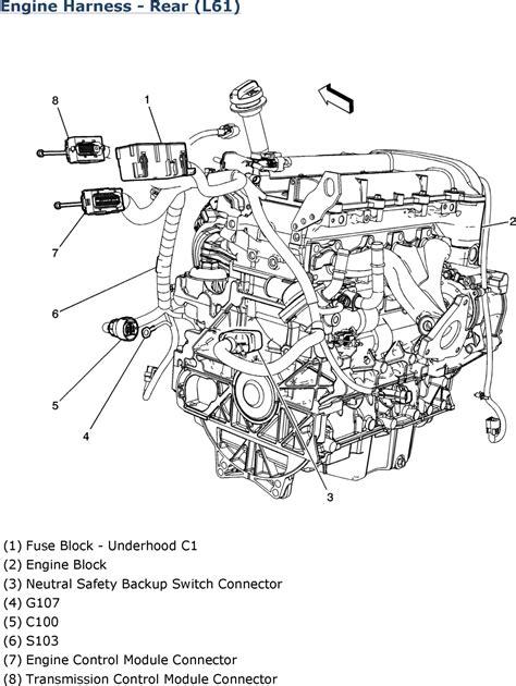 Chevy Colorado Wiring Problem by Chevy Hhr Engine Wiring Wiring Diagram