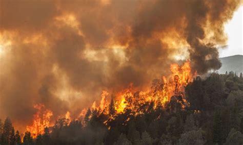 Southern California Braces For Severe Wildfire Season