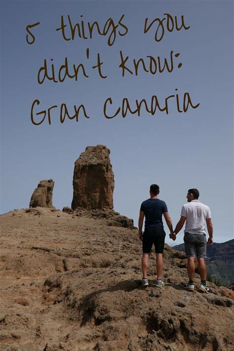 5 Things You Didn't Know About Gran Canaria  Nomadic Boys
