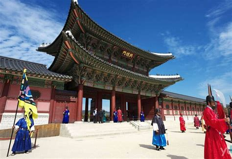 tempat wisata terbaik  seoul korea selatan