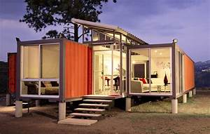 9 Modern Homes Made Out Of Shipping Containers