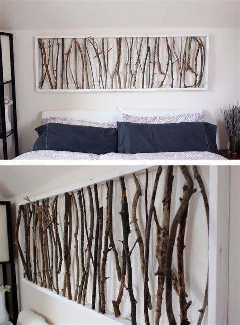 36 easy diy wall ideas to make your home more stylish