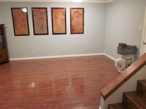 Basement Floor Paint Wood : Perfect Finishing Basement