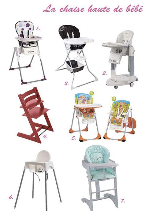 choisir chaise haute bébé comment bien choisir sa chaise haute drôles de mums