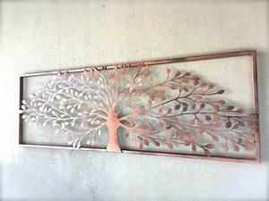 Décoration Murale Métallique : d coration murale m tallique 2 ~ Melissatoandfro.com Idées de Décoration