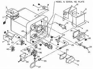 Suburban Water Heater Model Sw6de Parts
