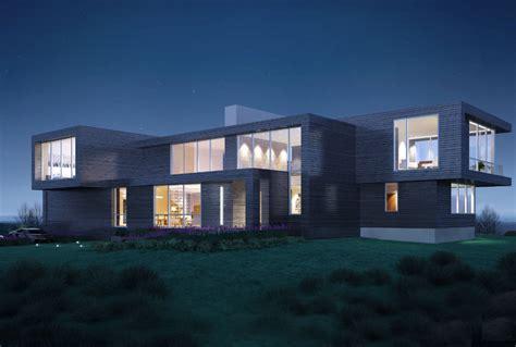 million modern mansion   built  southampton