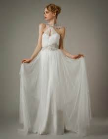 7 swoon worthy grecian wedding gowns bajan wed bajan wed - Grecian Style Wedding Dress