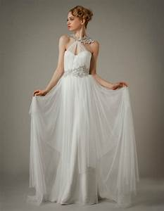 7 swoon worthy grecian wedding gowns bajan wed bajan wed for Grecian style wedding dresses