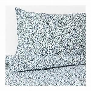 Ikea Bettwäsche 240x220 : vattenmynta p slakan 2 rngott 240x220 50x60 cm ikea ~ Eleganceandgraceweddings.com Haus und Dekorationen