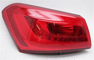 Oem Kia Forte Koup Outer Left Driver Side Led Tail Lamp 92401-a7530