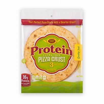 Protein Crust Thin Ultra Pizza Crusts 16g