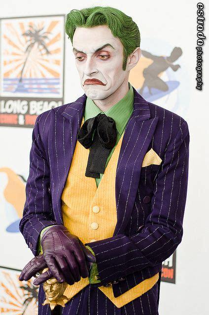 Not Bad Harleys Joker At Long Beach Comic And Horror Con
