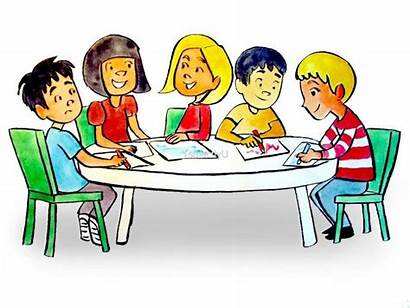 Social Skills Emotional Learning Teaching Clipart Socializing