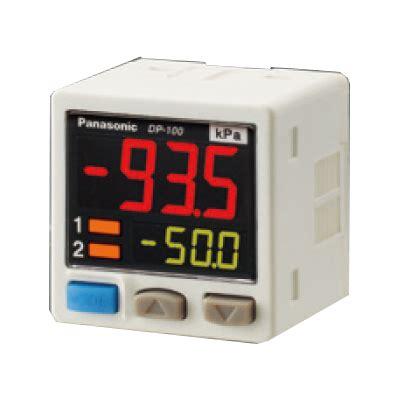 dp   p dual display digital pressure sensor  gas