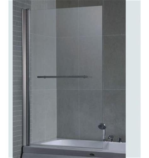 pare baignoire palmera 86 140 cm meuble salle de bain