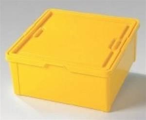 Bac De Rangement Avec Couvercle : bacs de rangement plastique ~ Teatrodelosmanantiales.com Idées de Décoration