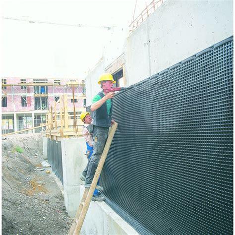 protection d 233 tanch 233 it 233 pour soubassement de mur platon