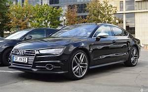 Audi S7 Sportback : audi s7 sportback 2015 5 september 2017 autogespot ~ Medecine-chirurgie-esthetiques.com Avis de Voitures