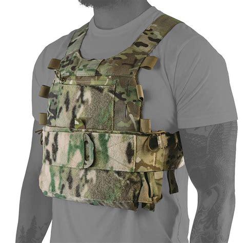 factor tactical advanced slickster plate carrier  cent tactical