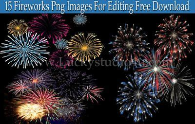 fireworks png images  editing   png