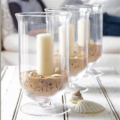 perfect candle holders  beachcombers beach bliss