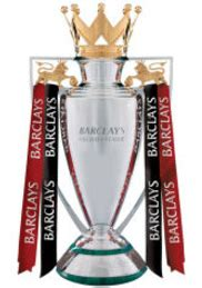 Premiership trophy to be on display at Manchester United ...