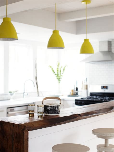 Chicdeco Blog  Lighting Your Kitchen With Pendant Lights