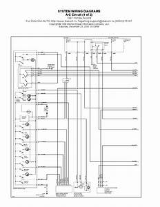 Suzuki Stingray Hybrid User Wiring Diagram
