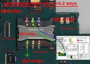 Samsung Grand Neo I9060 Insert Sim Ic Solution Jumper