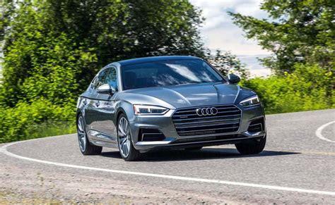 2019 Audi A5 Sportback 2014 Review Sunroof Spoiler